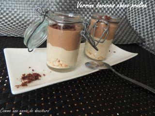 Bavarois chocolats