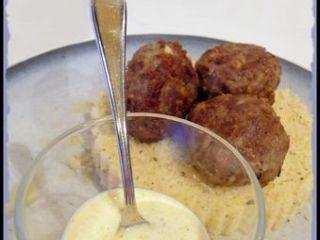 Boulettes de boeuf au yaourt
