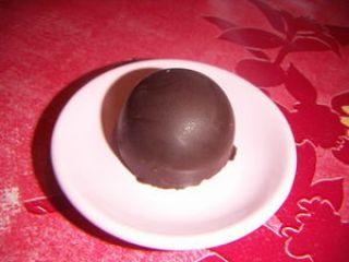 Crotte au chocolat
