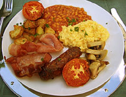 English breakfast nic