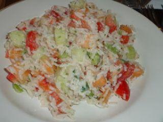 Salade de riz 1