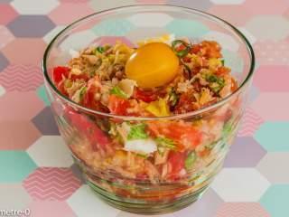 Salade mixe