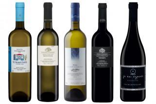 Vin grecque