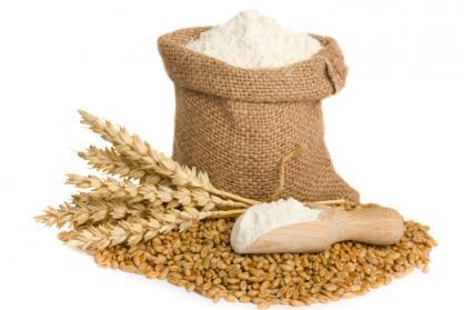 Wholemeal flour atta